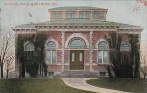 Ohio Fremont The Birchard Library 1908