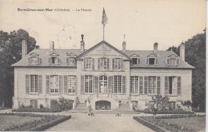France CPA Bernieres-sur-Mer Le Manoir  (Dep.14) Calvados (c4396)