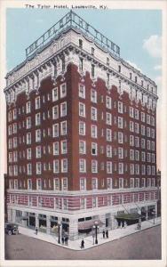 Kentucky Louisville The Tyler Hotel