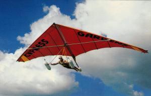 Delta Wing Kite, Cypress Gardens, Winter Haven, Florida, United States, 60´s...