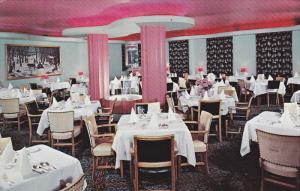 Dining Room, Hotel Saint Louis, Quebec La Cite, Quebec, Canada, 40-60´s