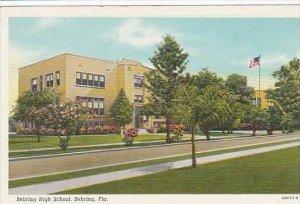 Florida Sebring Sebring High School