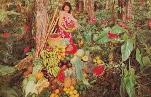 Hawaiis Fruits And Vegetables Honolulu Hawaii