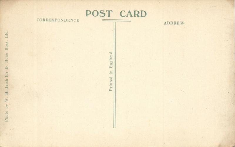 montserrat, B.W.I., PLYMOUTH, George Street (1910s) Postcard