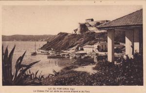 La Fee De Port-Cros, d'Henry Bordeaux, Ile De Port-Cros (Var), France, 1910-1...