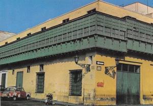 Peru Lima Posada del Oidor Auto Cars Voitures Motorcycle