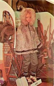 TN, Nashville, Tennessee, Roy Acuff's Hobby Exhibits, Parka,Mukluks & Snow Shoes
