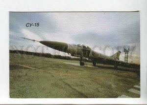 3111120 RUSSIA SU-15 twin-engined interceptor PLANE calendar