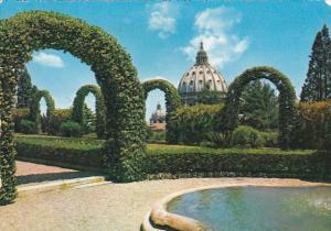 Citta Del Vaticano The Vatican Gardens