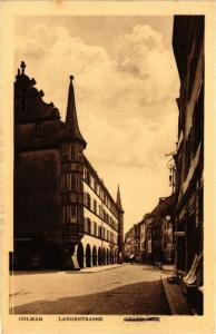 CPA AK COLMAR - Langestrasse - Grand'Rue (451852)