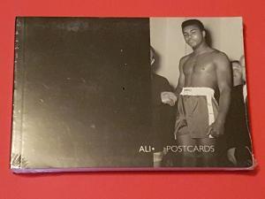 Book of 30 Muhammad Ali Postcards BRAND NEW Sealed 2004