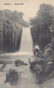 MADEIRA , Portugal , 00-10s ; Water-Fall