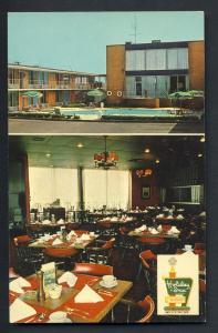 Classic Decatur, Alabama/AL Postcard, Holiday Inn Downtown