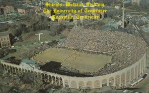 KNOXVILLE , University of Tennessee , 50-60s ; Stadium