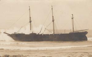 RP, MOSS BEACH , Pacific Grove , California , 00-10s ;RODRICK DHU shipwreck #2