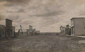 RP: VONDA , Saskatchewan, 1900-10s ; Main Street , #3