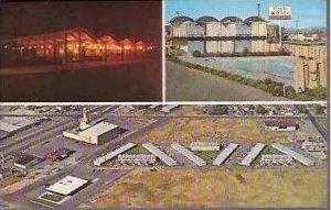 OR Klamath Falls Rickfalls Motel & Restaurant