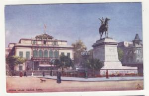 P260 JLs old tucks postcard egypt opera house square cairo