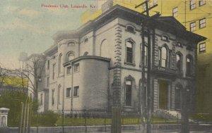 LOUISVILLE, Kentucky, PU-1910 ; Pandennis Club