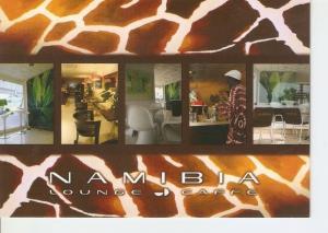 Postal 047469 : Namibia Lounge Caffe