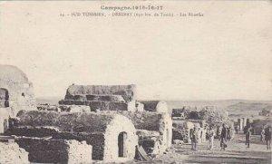 Tunisia Dehibat Les Rhorfas 1917