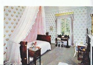 Devon Postcard - Arlington Court - North Devon - The Portico Room   AB2344