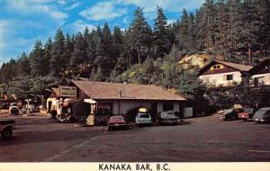 Kanaka Bat British Columbia Canada Antique Postcard L2691