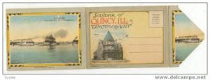 Mini-Souvenir Folder, Quincy, Illinois, 10-20s
