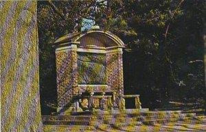 Virginia Jamestown The Rev Robert Hunt Memorial Shrine