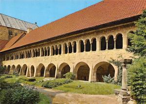 Der Hildesheimer Dom Romanischer Kreuzgang Cathedral
