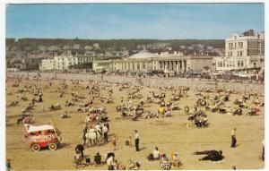 Somerset; The Sands, Weston Super Mare PPC, 1967, To R Paulson, Fordingbridge