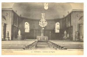 Bussang - Interieur de l'Eglise , France , 00-10s