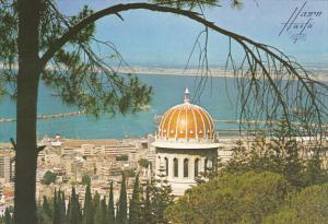Israel Haifa Mt Carmel The Baha'l Shrine
