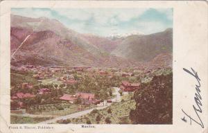 Panorama, MANITOU, Colorado, PU-1906