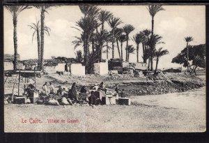 Village de Guiseh,Le Caire,Egypt