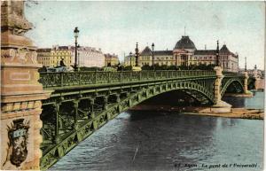 CPA LYON Le Pont de l'Universite (462148)
