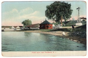 Field's point, near Providence, R. I.