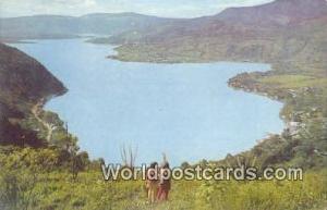 Guatemala City Guatemala, Central America Lago de Amatitlan, Lake Amatitlan G...