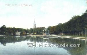 Broek in Waterland Netherlands, Nederland Gezicht op Broek in Waterland Gezic...