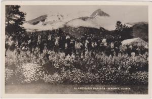 RP: SKAGWAY, Alaska , 1929, Blanchard Garden
