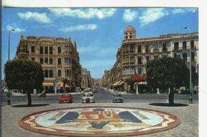 Postal: Melilla: Avenida del Generalisimo