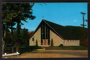 Our Lady of Grace Chapel,Newfound Lake,Bristol,NH