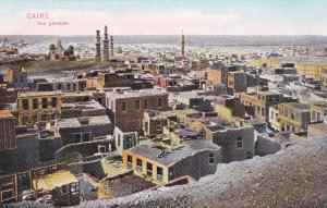 CAIRO, Egypt, 1900-10s; Vue generale