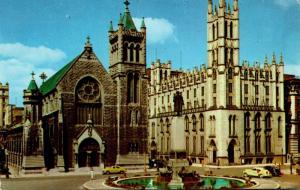 New York Syracuse St Mary's Circle 1955
