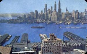 Watchtower New York City NY Unused