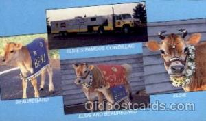 Elsie's Cowdillac Advertising Post Card Post Card  Elsie's Cowdillac