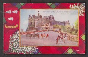 Changing Of The Guard Edinburgh Castle, Edinburgh Scotland - Unused