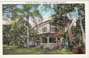 Florida Fort Myers Thomas A Edison Home