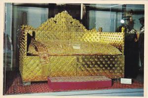 Turkey Istanbul Golden Throne Egyptian Gift