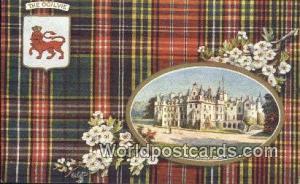 Scotland, Escocia Ogilvie Cortachy Castle Ogilvie Cortachy Castle